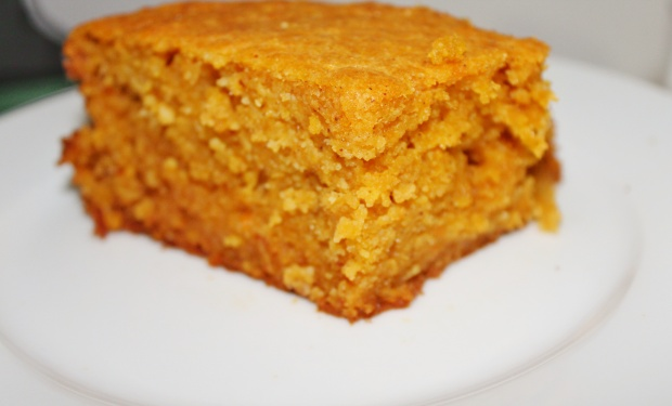 Sweet Potato Honey Cornbread